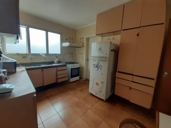 Apartamento Em Centro, Guarujá/sp De 140m² 4 Quartos À Venda Por R$ 550.000,00 - Ap402254