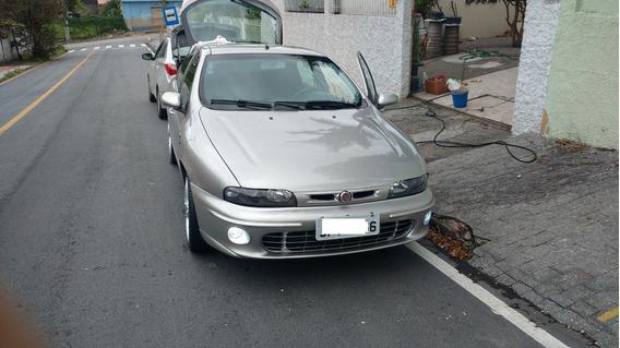 Fiat Brava Hgt Bem Lindo Carro Completo E Barato
