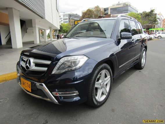 Mercedes Benz Clase Glk Glk 300 4matic 3.5 At