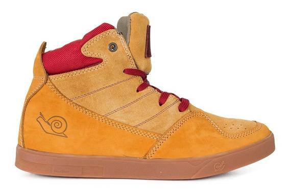 Tênis Land Feet Égipe Camel Original