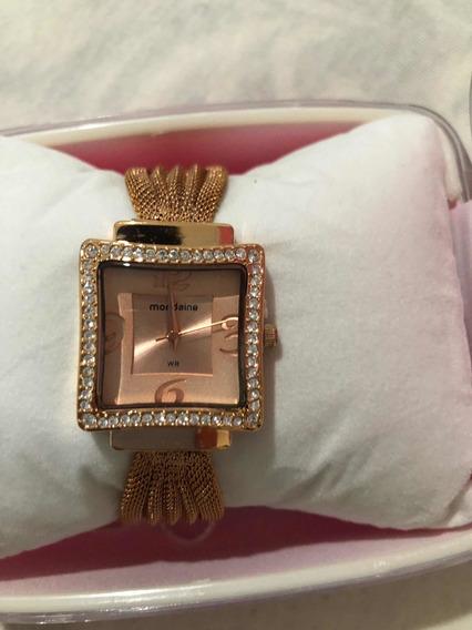 Relógio Mondaine Feminino Na Caixa - Nunca Usado