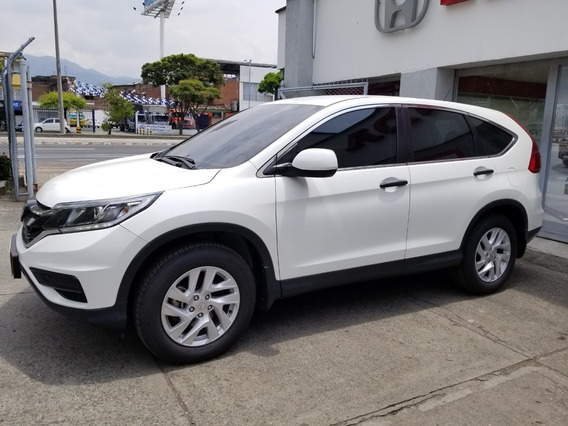 Honda Cr-v City Plus Motor 2.4 M 2.016 Blanco Taffeta