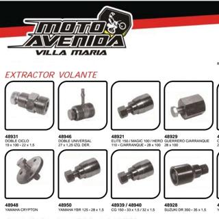 Extractor Volante Bajaj Rouser 180-200 Moto Avenida