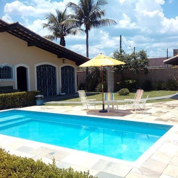 Casa Em Balneario Oasis, Peruíbe/sp De 174m² 3 Quartos À Venda Por R$ 650.000,00 - Ca338605
