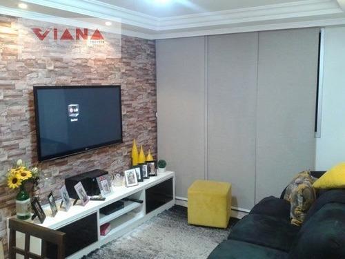 Apartamento Em Santa Terezinha  -  São Bernardo Do Campo - 11278