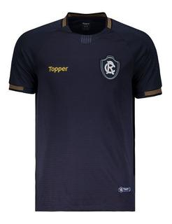 Camisa Original Remo Topper Jogo I Azul 2018 4201460-555