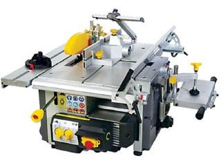 Maquina Combinada Madera Carpinteria 5 Funcion Sierra Tupy