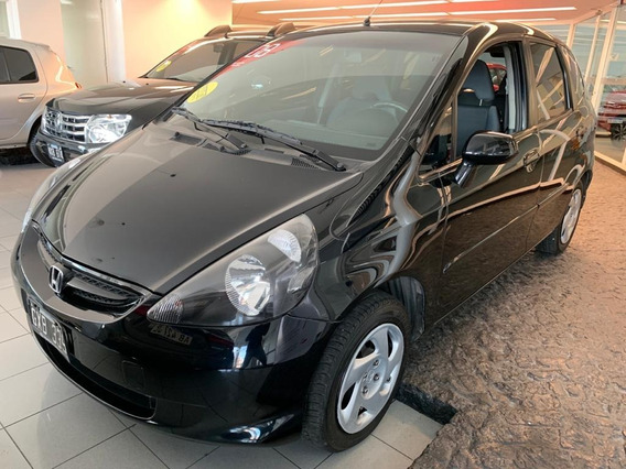 Honda Fit Lx A/t Pocos Kms, Perfecto Estado, Service Oficial