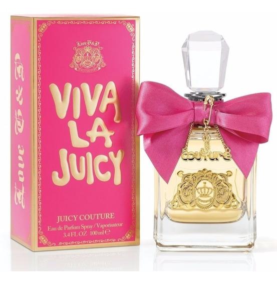 Perfume Juicy Couture Edp Viva La Juicy Feminino 100ml