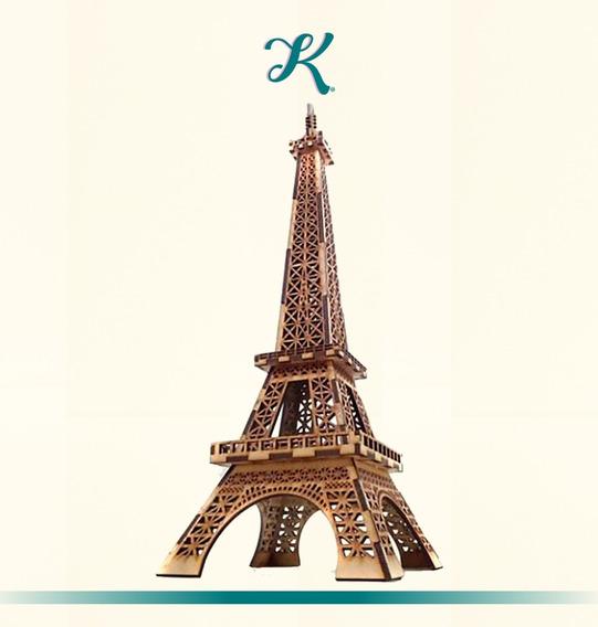 Torre Eiffel Decorativa | 2 Metros