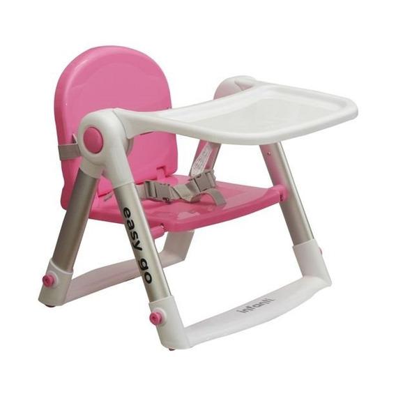 Infanti - Silla Booster Easy Hc-10 Rosa