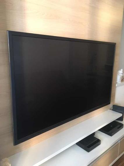 Smart Tv 64 3d Full Hd / Função Futebol E Interaction 2.0
