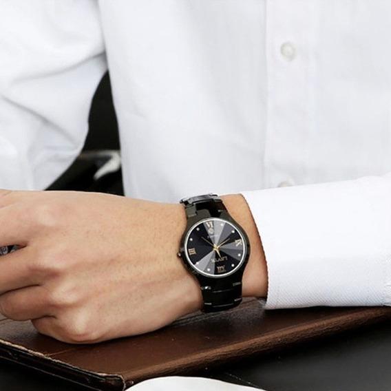 Relógio Masculino De Pulso Lsvtr