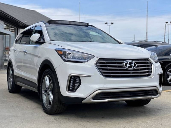 2017 Hyundai Santa Fe Limited Ultimate 4dr Suv