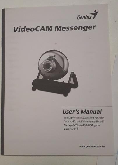 Manual Video Cam Messenger Genius