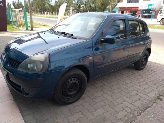 Renault Clio 1.0 16v Authentique Hi-power 5p 2005