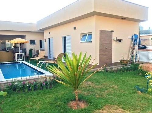 Casa Com 3 Suítes À Venda No Condomínio Costa Das Areias - Salto/sp - 20388