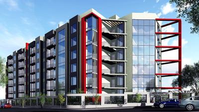 Dep. 2 Dormitorios, Ponceano, Desde 80500$, En Construcción.