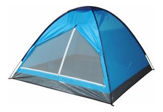 Carpa Camping Tipo Iglu Para 6 Personas Okey