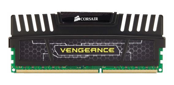 Memoria Ram 32gb Corsair Cmz32gx3m4x1600c10 Vengeance (4x8gb) Ddr3 1600 Mhz (pc3 12800) 1.5v