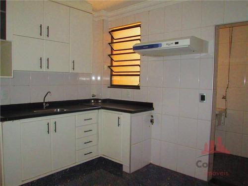 Imagem 1 de 10 de Apartamento Com 2 Dormitórios À Venda, 62 M² Por R$ 170.000 - Vila Galo - Americana/sp - Ap1242