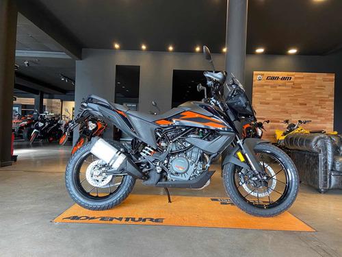 Ktm Adventure 250 2021 Naranja/negra-gs Motorcycle