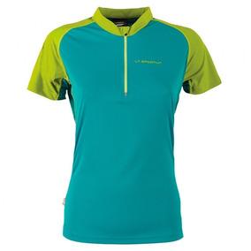 Forward T-shirt Playera Mangas Mujer Dama Ropa La Sportiva