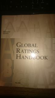 Standard & Poor´s - Global Ratings Hadbook