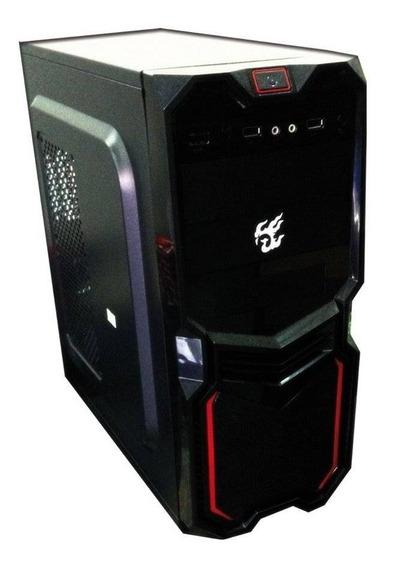 Pc Gamer I5 4ª Geração + 8gb + 1 Tb + Asus H81m-cs