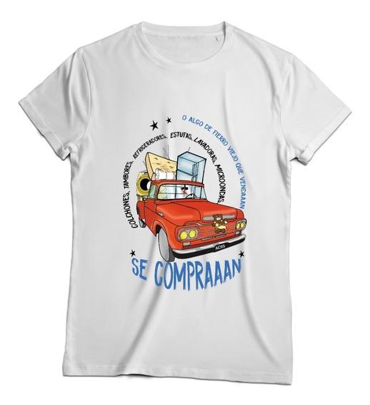 Playera Se Compran Colchones Mexicana