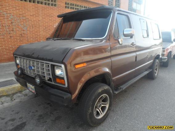 Ford Econoline Pasajero