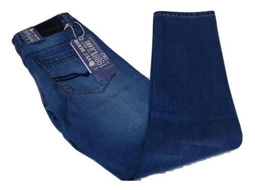 Jeans Original Bota Semi Tubo Mercado Libre