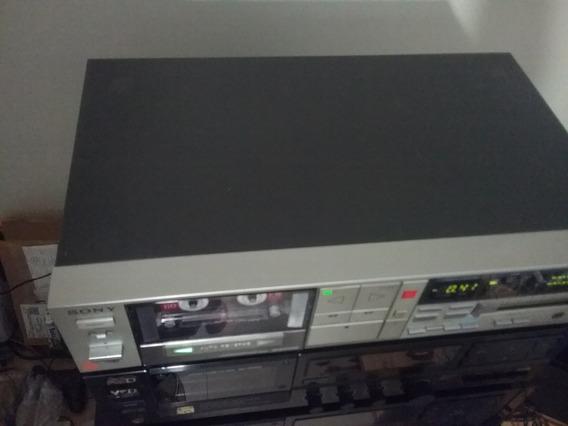 Tape Deck Sony Tc-fx510 Ñ Akai,pionner, Yamaha, Gradiente