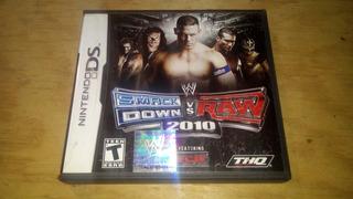 Smackdown Vs Raw 2010 Ds