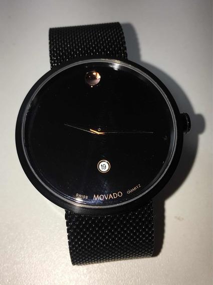 Relógio Movado Usado Preto