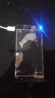 Sony Xperia Z L36h C6602 C6603 5.0 Detalhe