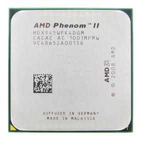 Processador Amd Phenom Ii X4 945 3.0ghz Quad Core Socket Am3