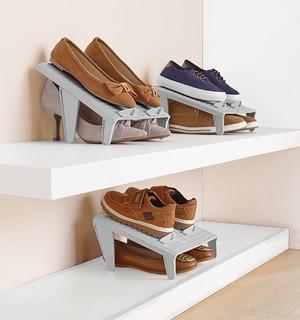 10pz Organi Pares Betterware Calzado Zapatos Closet Recamara