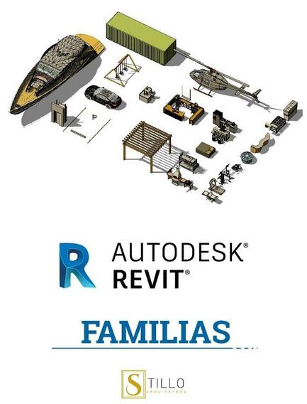Familias Revit (pack Biblioteca Revit Atualizado 2019)