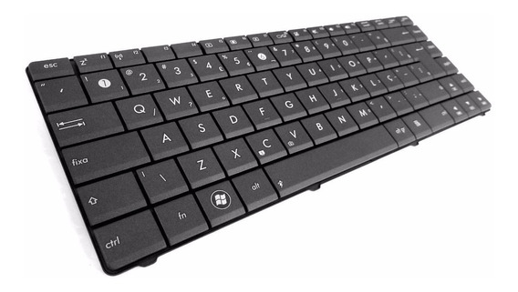 Teclado Notebook Asus X44c X45u Aekj2600020 Mp-10a86pa-9201