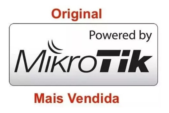 Licença Original L4 Ou P1 Mikrotik Routeros - Melhor Preço!