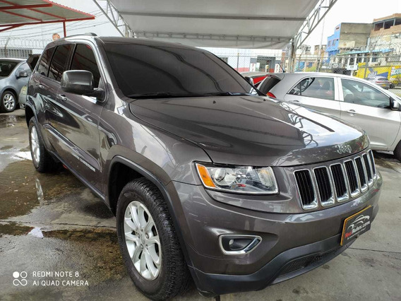Jeep Grand Cherokee 2014 Laredo Tp 3600cc 4x4