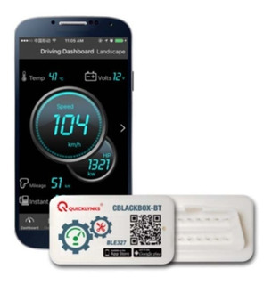 Scanner Auto Obd 2 Ble 327 Celular Android iPhone Bluetooth