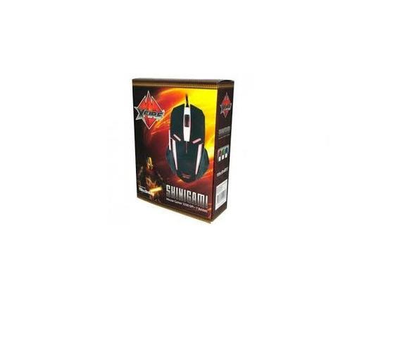 Mouse Gamer Xfire Shinigami 3200dpi