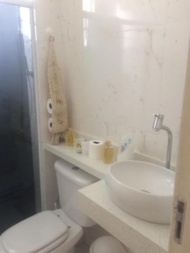Apartamento Com 3 Dormitórios À Venda, 62 M² Por R$ 400.000,00 - Aricanduva - São Paulo/sp - Ap6132
