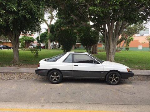 Nissan Sentra Se   1987