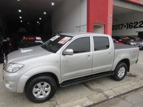 Toyota Hilux 3.0 Srv 4x4 Aut Disel 2011 Ipva 2018 Pago