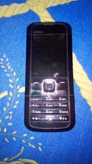 Nokia 5000 D2 Para Repuesto. Prende Pero No Pasa De La Fecha