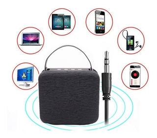 Parlante Bluetooth Inalambrico Portatil Celular Nfc Usb