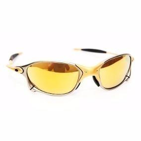 3ebddb0b4 Oakley Double X Gold - Óculos De Sol Oakley Juliet no Mercado Livre ...
